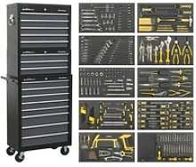 AP35TBCOMBO Tool Chest Combination 16 Drawer with