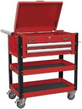 AP760M Heavy-Duty Mobile Tool & Parts Trolley 2