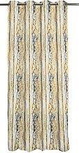 Apeltstoffe Eyelet Curtain, Beige
