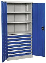 APICCOMBO7 1800mm Industrial Cabinet 7 Drawer 3