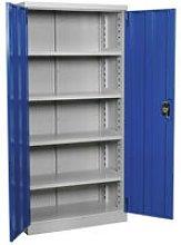 APICCOMBOF4 1800mm Industrial Cabinet 5 Shelf -
