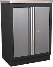 APMS52 Modular 2 Door Floor Cabinet 680mm - Sealey