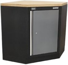 APMS60 Modular Corner Floor Cabinet 865mm - Sealey