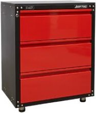 APMS82 Modular 3 Drawer Cabinet with Worktop 665mm