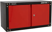 APMS85 Modular 2 Door Wall Cabinet 665mm - Sealey