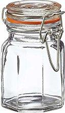 Apollo Glass Spice Jar Set 12 MOP, Multi-Colour,