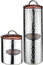 Apollo Housewares Biscuit Pasta Canister Kitchen