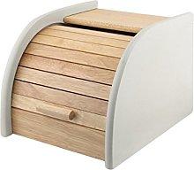 Apollo RB Bread Bin Mini GREY, Wood, 20 x 18 x 27