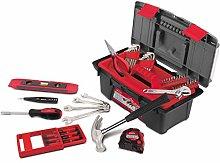 Apollo Tools DT9773 Tool Set, Gray, Set of 53