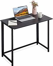 APOWE Folding Desk, Folding Computer Desk Simple