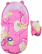 Appearancees Foldable New Baby Cotton Padded