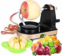 Apple Peeler Slicer, Gold Vegetable and Fruit