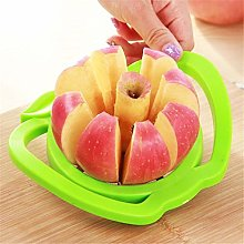 Apple-shaped Stainless Steel Cut Fruit Device