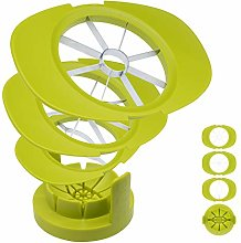 Apple Slicer, 4 in 1 Fruit Cutter with Apple