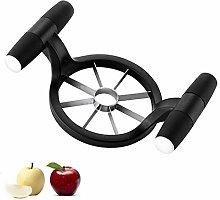 Apple Slicer 8 Blade Stainless Steel Fruit Apple
