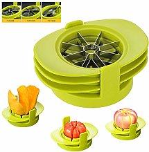 Apple Slicer Cutter-Tomato Mango Slicer-4 in 1