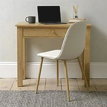 Appleby Oak Console Desk