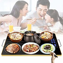 Aprilhp Electric Hot-plate for Keeping Food Warm,