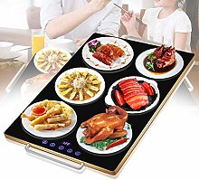Aprilhp Food Warming Trays Electric for Buffets