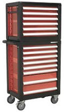 APTTC02 14 Drawer Tool Chest Combination with
