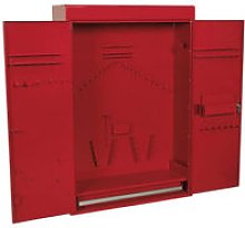 APW615 Wall Mounting Tool Cabinet - Sealey
