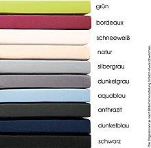 aqua-textil Pur Topper Fitted Sheet Divan Cover