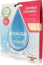 Aqualisa e-Cloth Shower Cleaning Kit - Two Pack