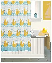 Aqualona Ducks Shower Curtain
