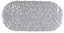 Aqualona Pebbles Bath Mat - Clear