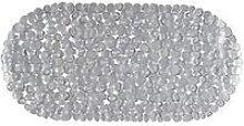 Aqualona Pebbles Bath Mat - Clear