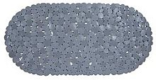 Aqualona Pebbles Grey Safety Bath Mat