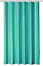AQUALONA Shower Curtain - 100% Polyester - Water