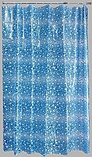 AQUALONA Shower Curtain-100 Water Repellent,