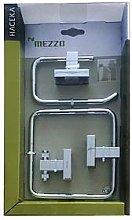 Aqualux Haceka Mezzo 3-Piece Bathroom Accessory