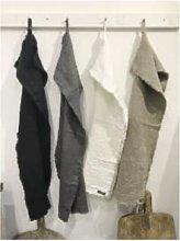 AquaVireo - XL Natural Linen Napkin - linen |
