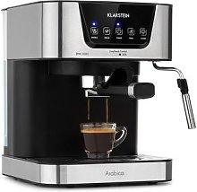 Arabica Espresso Machine 1050W 15 Bar 1.5L Touch