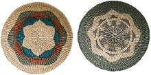 Arbis wall basket - set of 2
