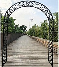 Arbors Arched Lattice, Decorative Steel Trellis