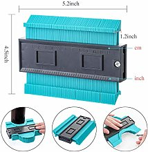 arbuio 5-10inch Multifunction Contour Gauge Tiling