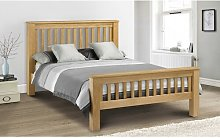 Arch Hill Bed Frame with Mattress Marlow Home Co.