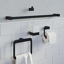 Architeckt 5 Piece Jupiter Bathroom Accessories Set