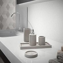 Architeckt Ash 5 Piece Bathroom Accessory Set