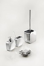 Architeckt Dove 4 Piece Bathroom Accessory Set