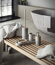Architeckt Stone 5 Piece Bathroom Accessory Set