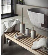 Architeckt Stone 5 Piece Bathroom Accessory Set