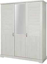 Ardmore 3 Door Wardrobe August Grove