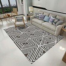 Area Rug,Bedroom Living Room Modern Rugs Soft
