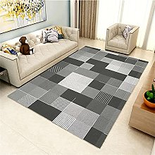 Area Rug Childrens Rugs For Playroom Gray splicing