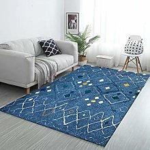 Area Rug for Living Room and Bedroom Modern