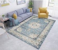 Area Rug for Living Room, Bedroom Rug, Vintage